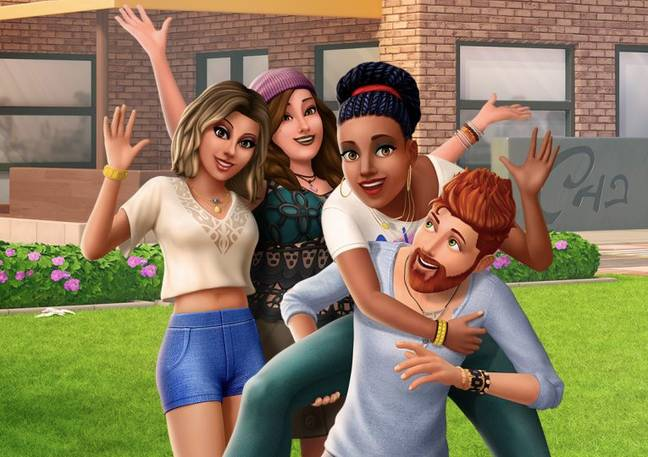 68: The Sims 2