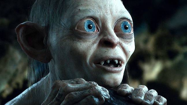Gollum is getting his own game