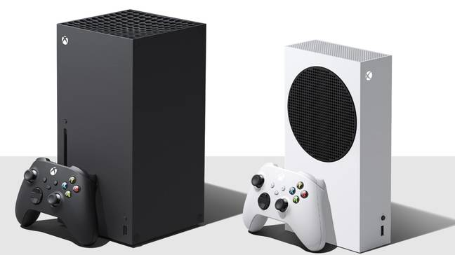 The Xbox Series X and Series S / Credit: Microsoft