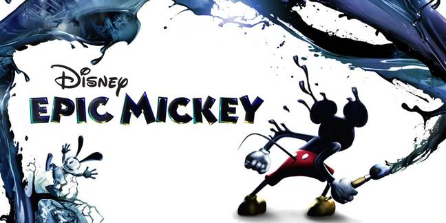 Epic Mickey / Credit: Disney Interactive Studios