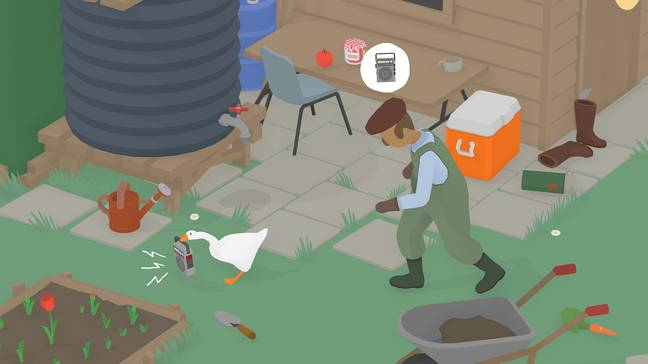 Untitled Goose Game / Credit: House House