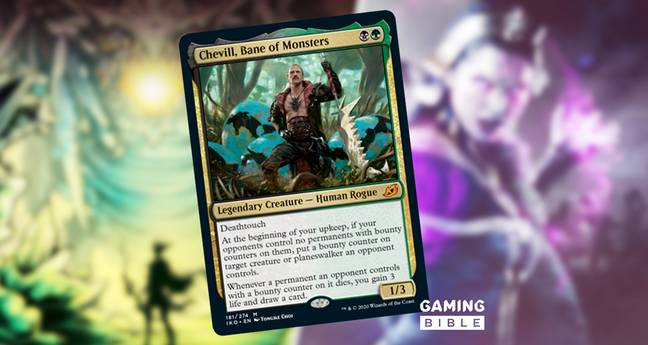 Magic: The Gathering - Chevill, the Bane of Monsters / Credit: Wizards of the Coast
