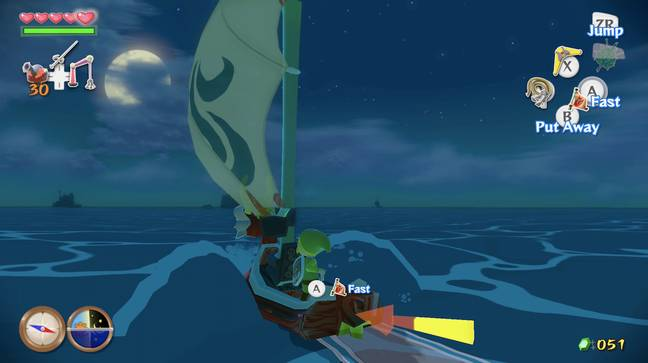 The Legend Of Zelda: The Wind Waker / Credit: Nintendo