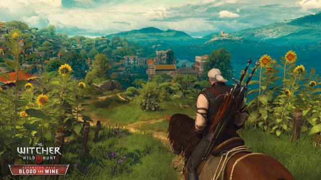 The Witcher 3: Blood & Wine / Credit: Bandai Namco, CD Projekt RED