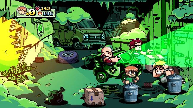 Scott Pilgrim Vs The World: The Game - Complete Edition / Credit: Ubisoft