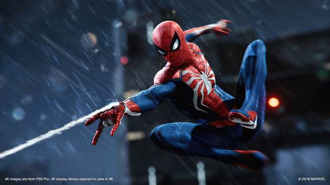 2018's Marvel's Spider-Man is still a PS4 exclusive / Credit: Sony Interactive Entertainment, Insomniac Games