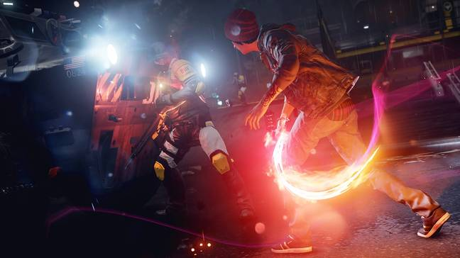 Infamous Second Son / Credit: Sony