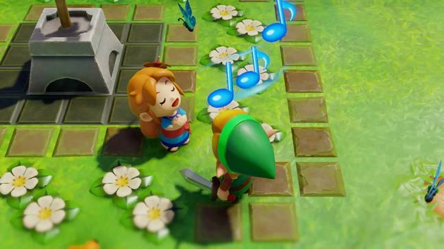 The Legend of Zelda: Link's Awakening / Credit: Nintendo
