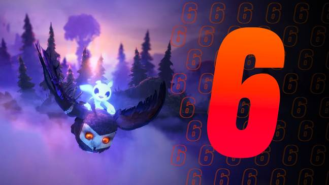 6: Ori and the Will of the Wisps / Credit: Xbox Game Studios, Moon Studios