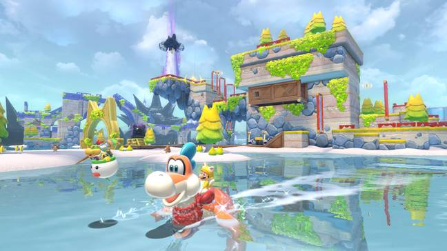 Super Mario 3D World + Bowser's Fury / Credit: Nintendo