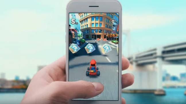 Mario Kart Is Coming To Mobile Next Month With Mario Kart Tour. Credit: Nintendo