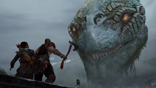 God of War / Credit: Sony