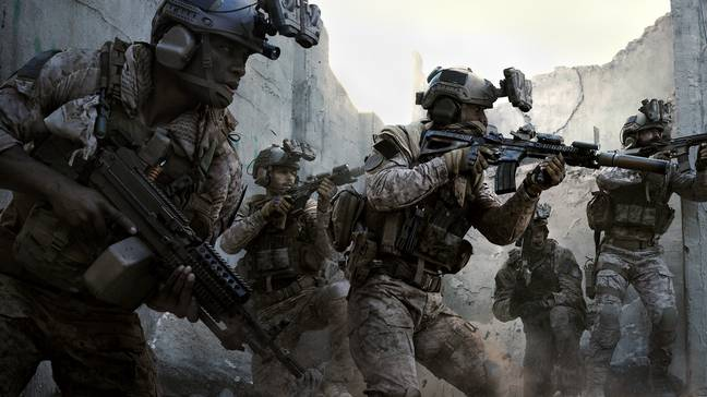 Get £15 Cashback on Call Of Duty: Modern Warfare. Credit: Activision