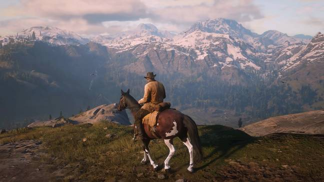 57: Red Dead Redemption II