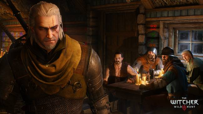 2: The Witcher 3: Wild Hunt