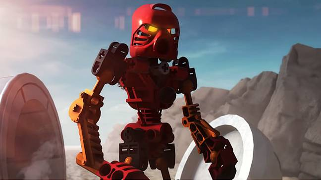 Bionicle: Quest For Mata Nui / Credit: Crainy