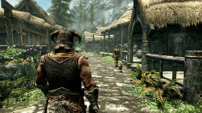 5: The Elder Scrolls V: Skyrim