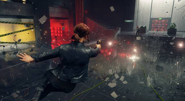 Control / Credit: Remedy Entertainment, 505 Games