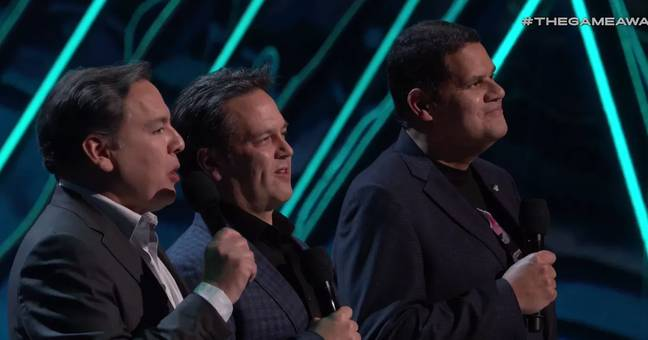 Credit: The Game Awards/Twitch