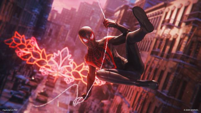 Spider-Man: Miles Morales / Credit: Sony Interactive Entertainment