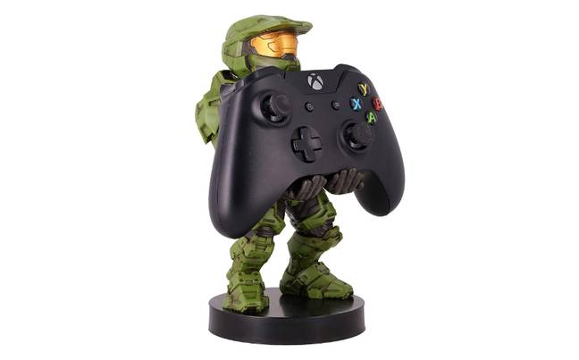 Master Chief Phone/Controller Holder
