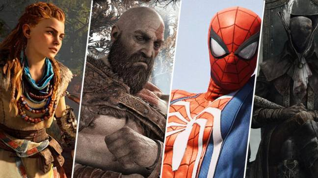 PS4 Exclusives / Credit: Sony