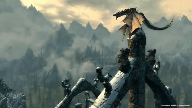 The Elder Scrolls V: Skyrim / Credit: Bethesda