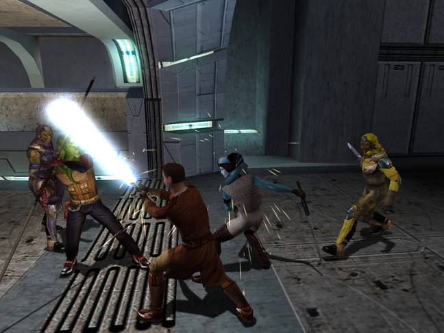 Star Wars: Knights of the Old Republic / Credit: LucasArts, BioWare, EA
