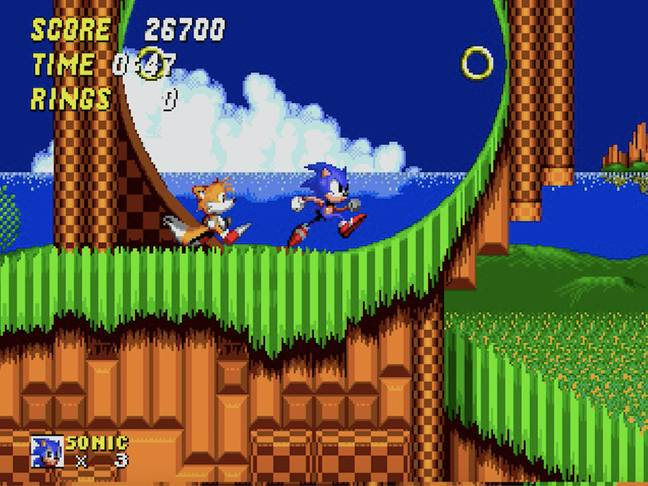 12: Sonic The Hedgehog 2