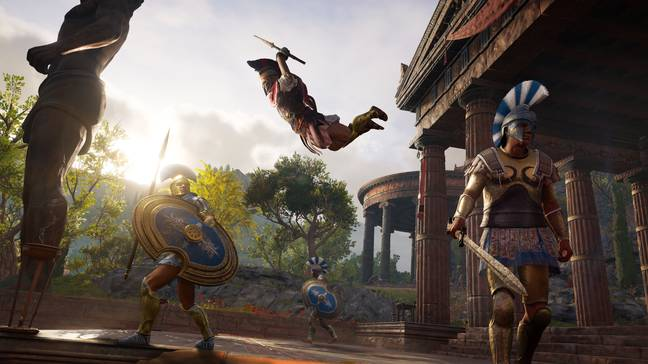 CREDIT: Assassin's Creed Odyssey