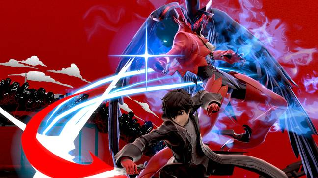 Persona 5's Joker joins the Super Smash Bros. Ultimate roster