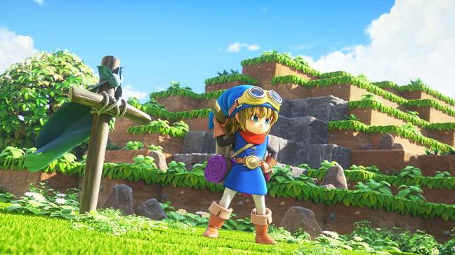 Dragon Quest Builders / Credit: Square Enix