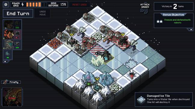 Into the Breach / Credit: Subset Games