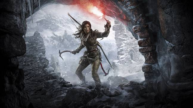 Rise of the Tomb Raider / Credit: Square Enix, Crystal Dynamics