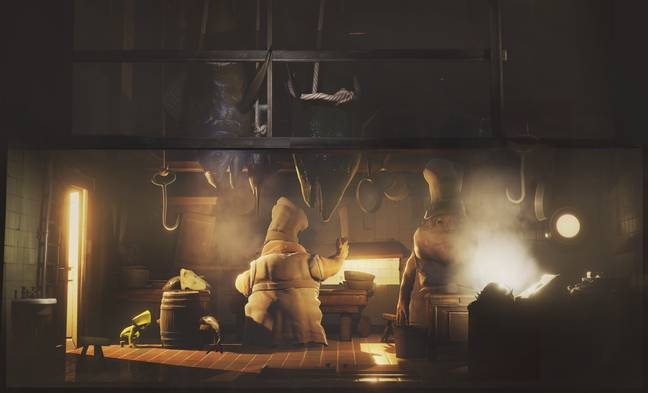 Little Nightmares / Credit: Tarsier Studios