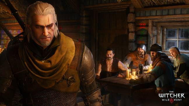 The Witcher 3: Wild Hunt/Credit: CD Projekt RED