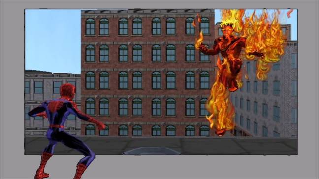 Ultimate Spider-Man / Credit: Activision