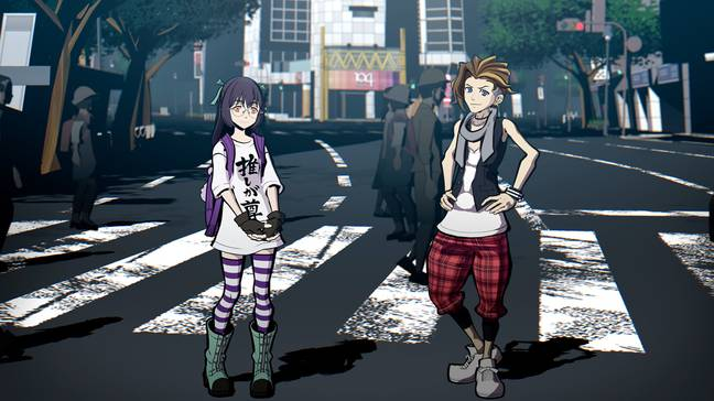 NEO: The World Ends With You / Credit: Square Enix