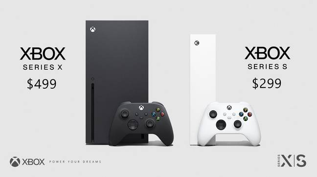 The Xbox Series X and digital-only Series S / Credit: Microsoft