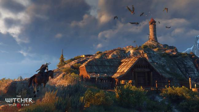 The Witcher 3: Wild Hunt / Credit: Bandai Namco, CD Projekt RED