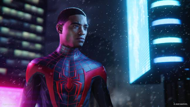 Marvel's Spider-Man: Miles Morales / Credit: Sony Interactive Entertainment, Insomniac Games