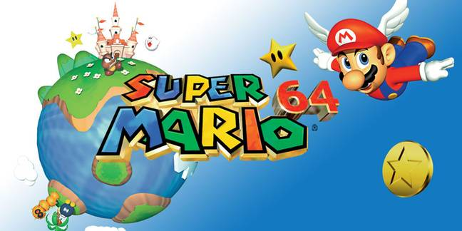 Super Mario 64: yes, please, Nintendo!