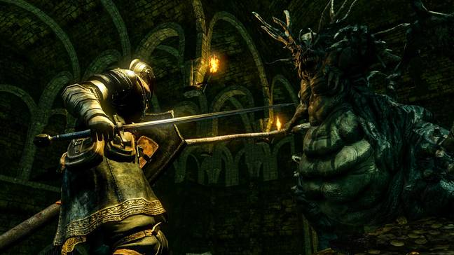 Adding difficulty options to a game like 'Dark Souls' would allow more people to enjoy it, without compromising its makers' intents / Credit: FromSoftware, Bandai Namco Entertainment