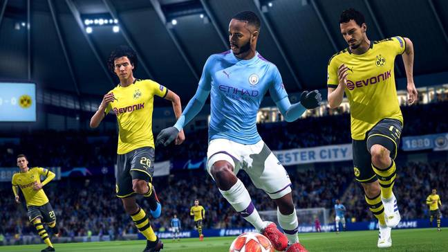 The Official FIFA 20 player ratings are here. Credit: EA Sports