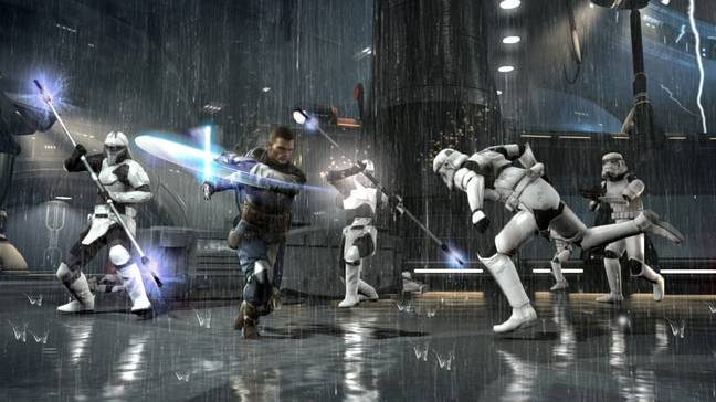 Star Wars: The Force Unleashed / Credit: Disney