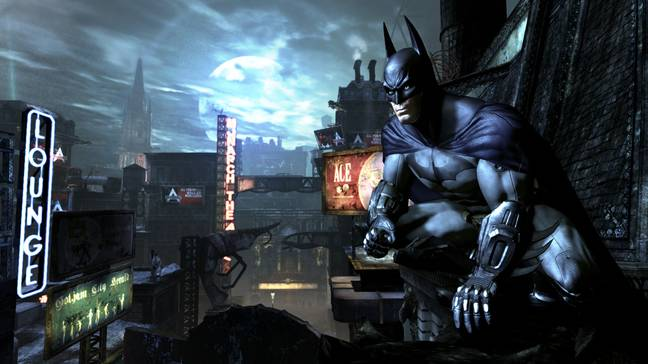 17: Batman: Arkham City