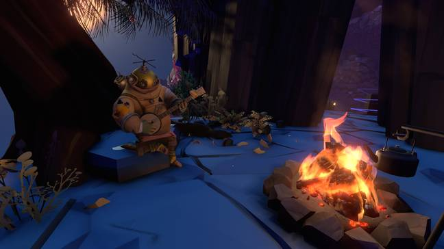 Outer Wilds / Credit: Mobius Digital, Annapurna Interactive