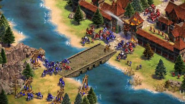 Age Of Empires 2 / Credit: Microsoft