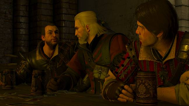 The Witcher 3: Wild Hunt / Credit: CD Projekt RED