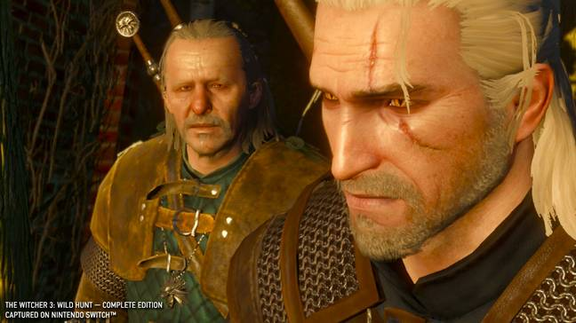 The Witcher 3: Wild Hunt - Complete Edition for Switch / Credit: CD Projekt RED